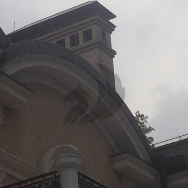 ЖК Жуковка, реставрация фасада